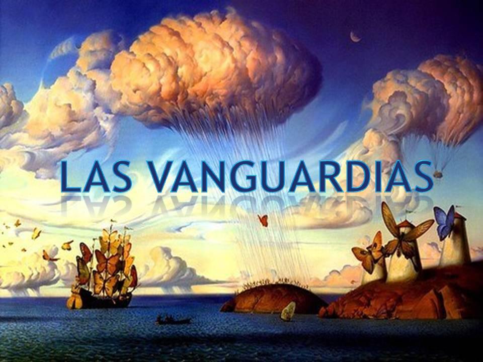 Presentación sobre lasVanguardias